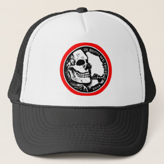Black Death 777 - Liberty Trucker Hat