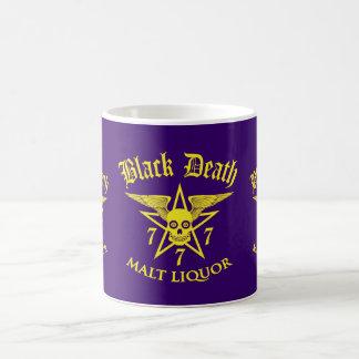 Black Death 777 - Malt Liquor Coffee Mug