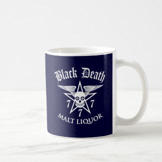 Black Death 777 - Malt Liquor Mug