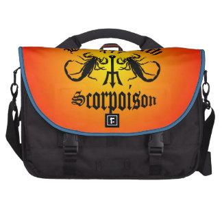 Black Death 777- Scorpoison Vodka Laptop Bags
