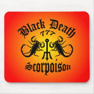 Black Death 777- Scorpoison Vodka Mouse Pad