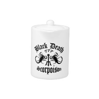 Black Death 777- Scorpoison Vodka Teapot