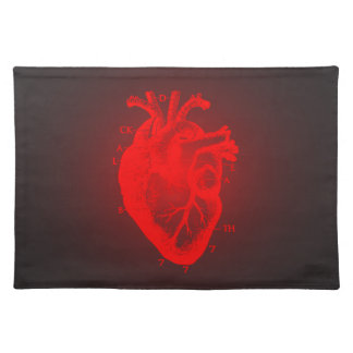 Black Death 777 - St Valentine Brandy Cloth Placemat