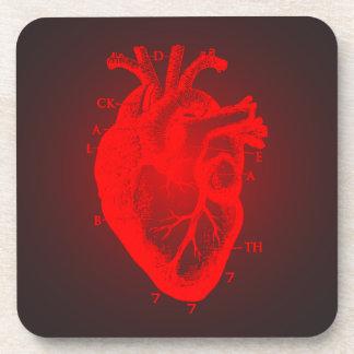Black Death 777 - St Valentine Brandy Coaster