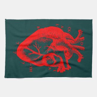 Black Death 777 - St Valentine Brandy Towel