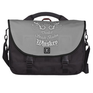 Black Death 777 - Straight Bourbon Commuter Bags