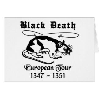 Black Death Card