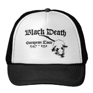 Black Death European Tour Trucker Hat