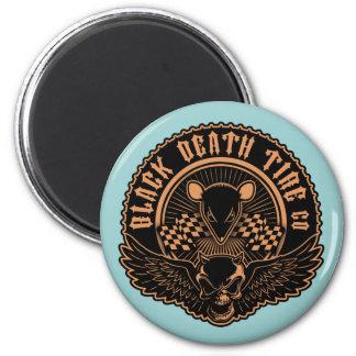 Black Death Tire Co. -Or Fridge Magnet