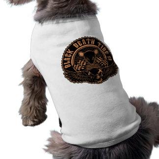 Black Death Tire Co. -Or T-Shirt