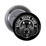 Black Death Tire Co. Pin