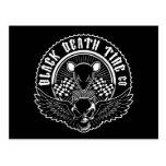 Black Death Tire Co. Post Card