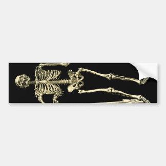 Black Death World Tour Bumper Sticker
