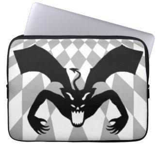 Black Devil Computer Sleeves