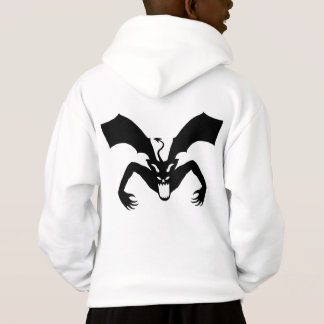 Black Devil Hoodie