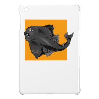 Black Devil Ray Cover For The iPad Mini
