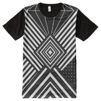Black Diamond All-Over-Print Shirt