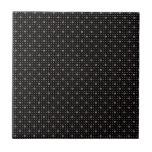 Black Diamond Bling Ceramic Tiles
