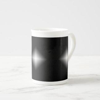Black Diamond Bone China Mug by Janz
