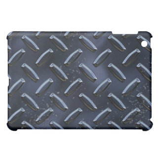 Black Diamond Plate Case For The iPad Mini