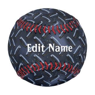 Black Diamond Plate Baseball