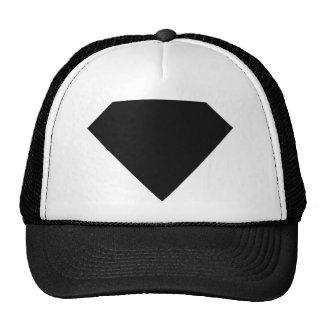 black diamond sparkler trucker hat