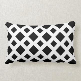 Black Diamonds on White Pillows