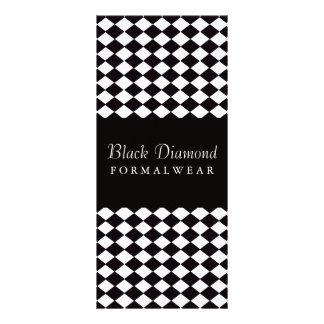 Black Diamonds Rack Card