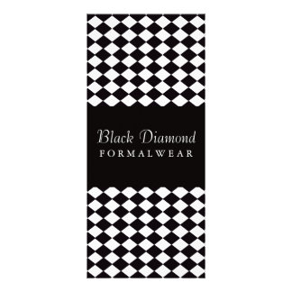 Black Diamonds Full Color Rack Card