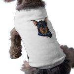 Black Doberman Pinscher Dog Clothing