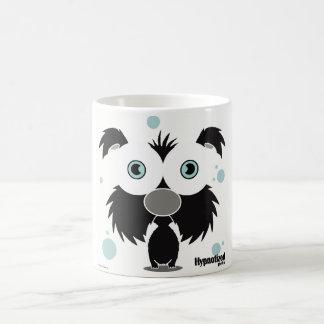 Black Dog 11 oz Classic White Mug