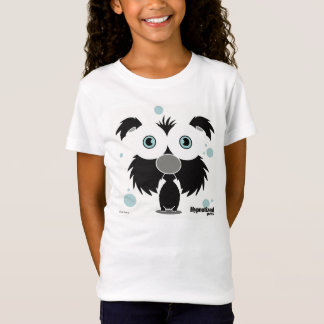 Black Dog Girls' Bella Fitted Babydoll T-Shirt