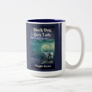 Black Dog, Grey Lady mug