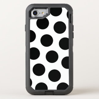 Black Dots Apple iPhone 6/6s Defender Series