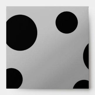 Black Dots On Blending Envelope