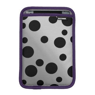 Black Dots On Blending Sleeve For iPad Mini