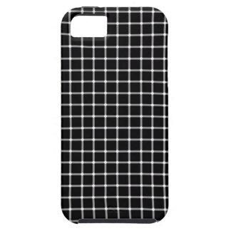 Black Dots Optical Illusion Case