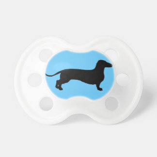 Black Doxie Pacifier