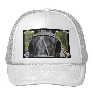 Black Draft Horse Baseball Hat