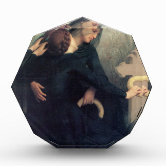Black dress cross gothic women Bouguereau Award