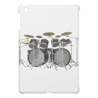 Black Drum Kit: 10 Piece: iPad Mini Cover