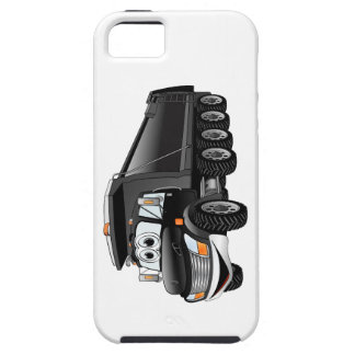 Black Dump Truck 10w Cartoon iPhone SE/5/5s Case