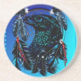 Black Eagle_Dreamcatcher_Coasters Drink Coaster