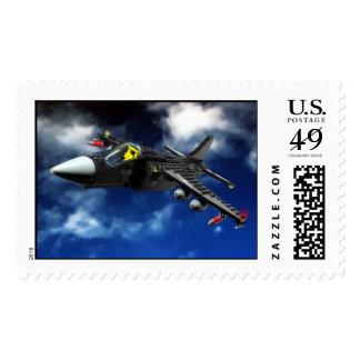 Black Eagle Postage