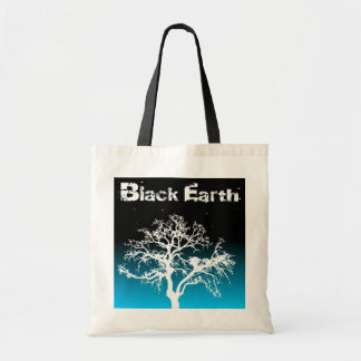 Black Earth Budget Tote Tote Bag