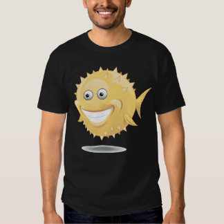 Black edun live T-Shit with Umit's OpenBSD icon T-Shirt