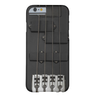 Black Electric Guitar Barely There iPhone 6 Case
