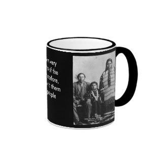 Black_Elk 2 Ringer Coffee Mug