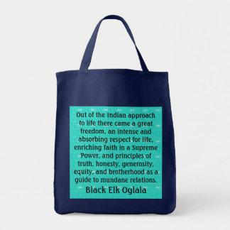 Black Elk bag