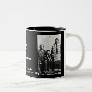 Black Elk quotation 1 Two-Tone Coffee Mug
